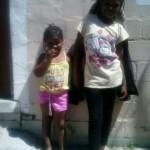 Nadine and her sister Sheniqua